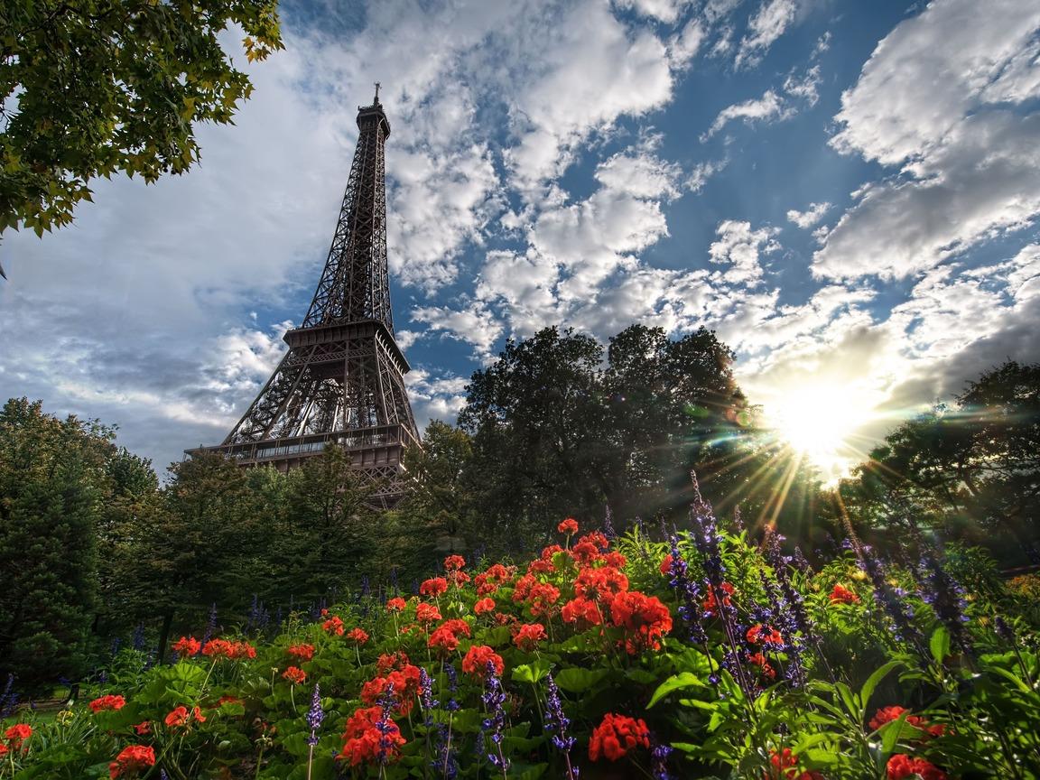 Майские праздники во франции