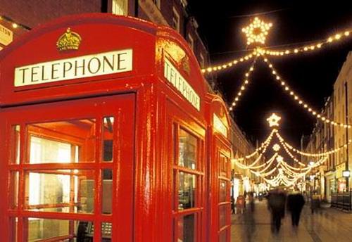 Дата новый год в великобритании