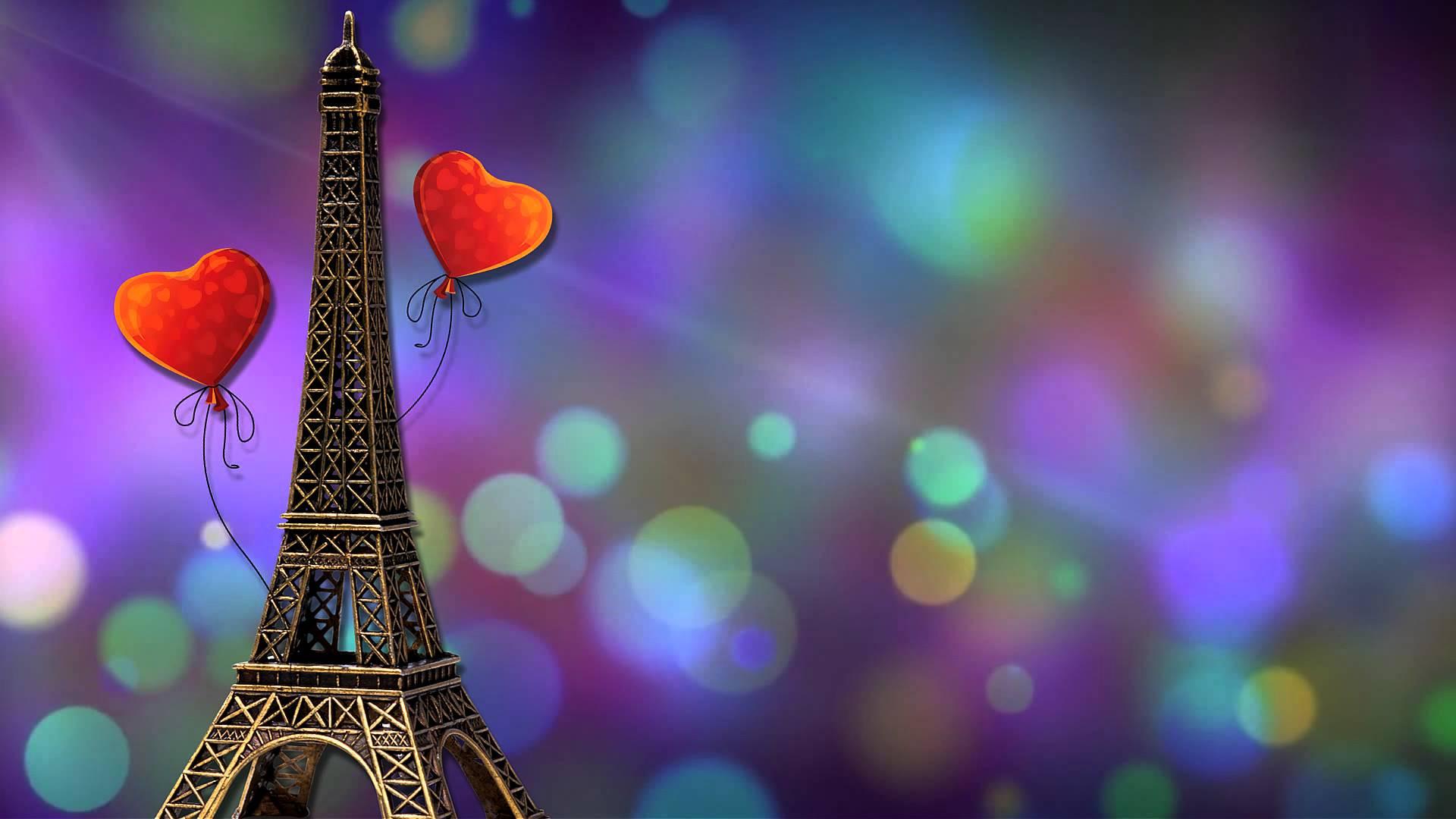 День рождения в париже поздравление